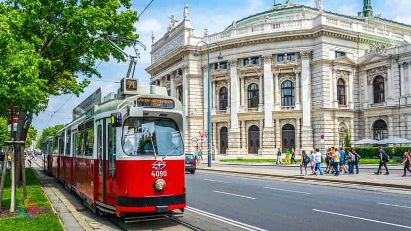 Viyana gezi rehberi şehir içi ulaşım