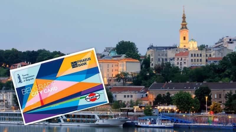 belgrad seyahati belgrade city card