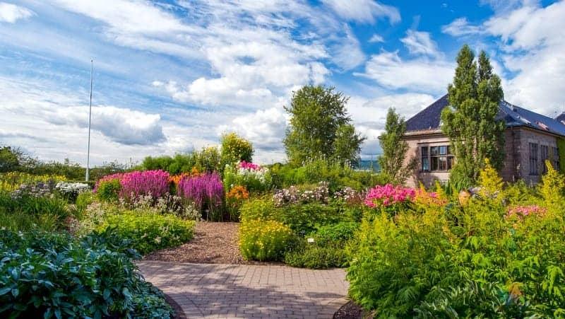 Oslo gezilecek yerler Botanical Garden