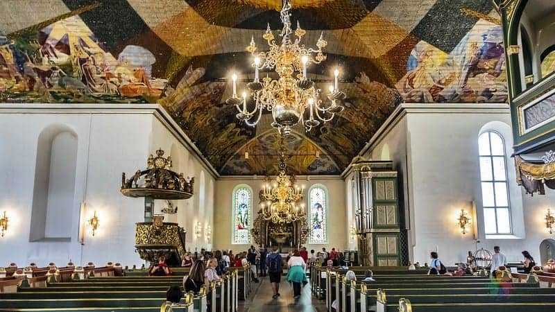 Oslo tatili Oslo Katedrali