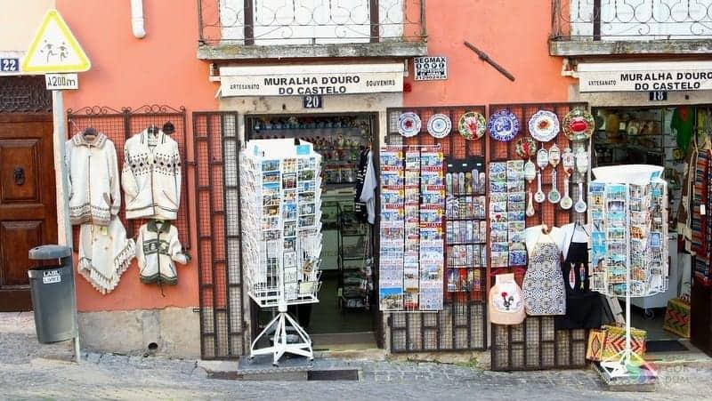lizbon gezisi alışveriş