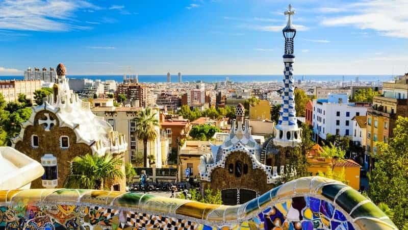 İspanya Gezilecek Yerler Barselona