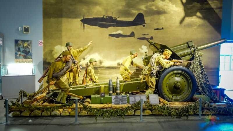 Belarusian Great Patriotric War Museum minsk gezilecek yerler
