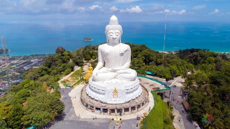 phuket gezilecek yerler Big Buddha