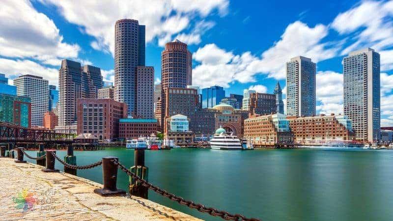 Amerika gezilecek yerler Boston