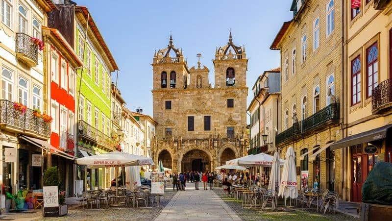 Portekiz gezilecek yerler Braga