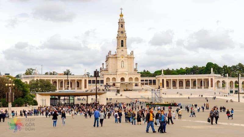 Portekiz gezilecek yerler Fatima