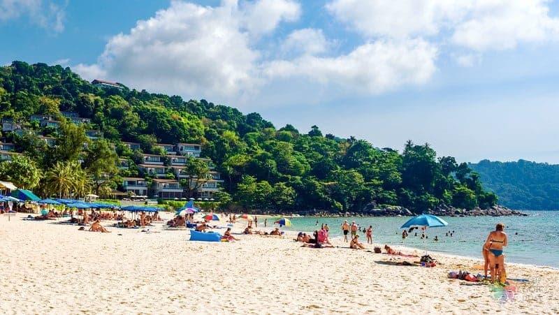 phuket'te gezilecek görülecek yerler Kata Beach Kata Noi Beach