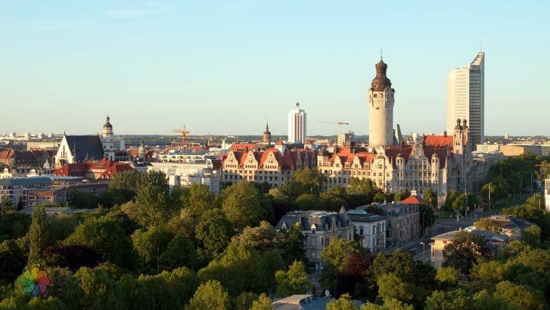 almanya Leipzig