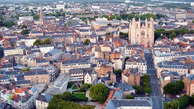 fransa gezilecek yerler Nantes
