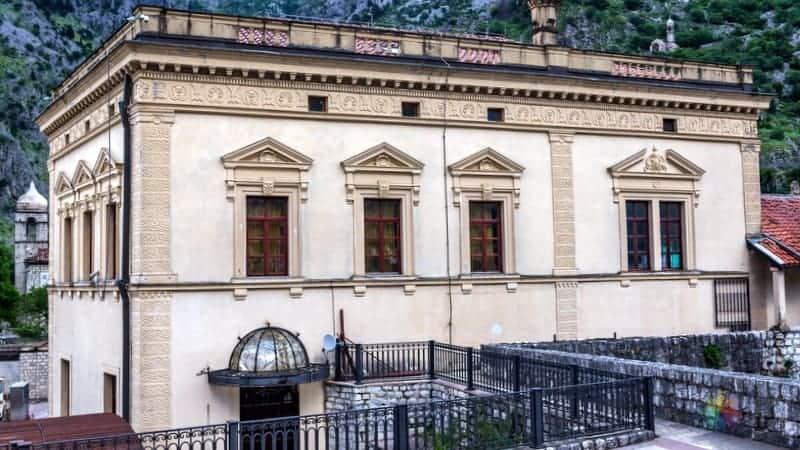 Kotor Karadağ Napolyon Tiyatrosu