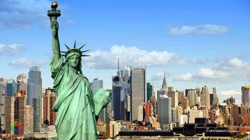 Amerika gezilecek yerler New York