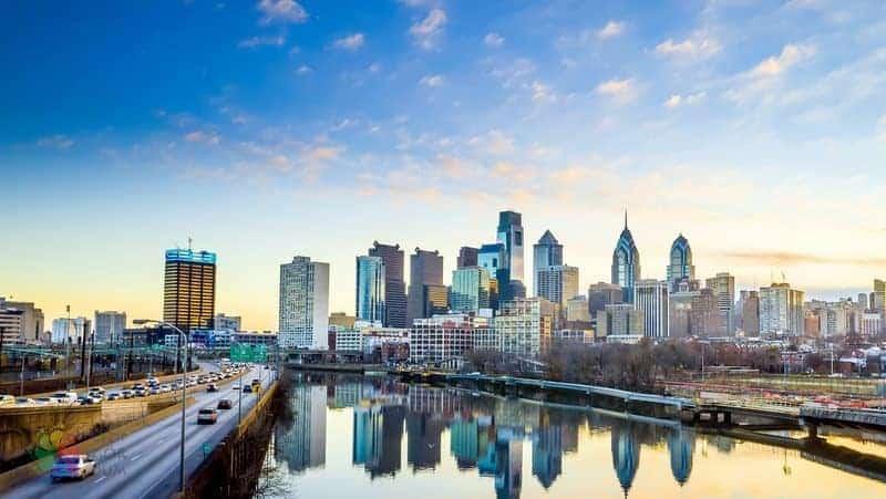 Amerika Philadelphia