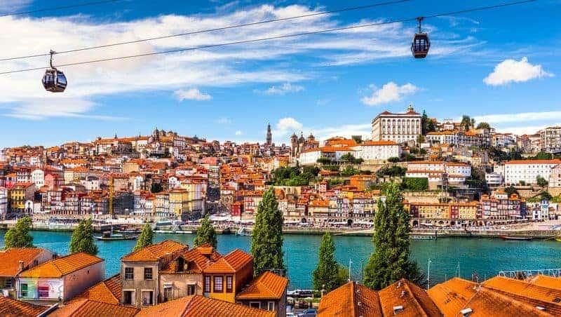 Portekiz gezilecek yerler Porto