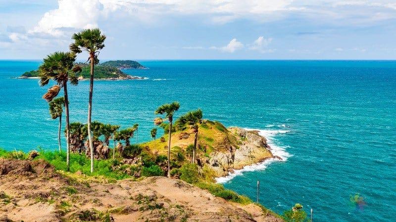 Promthep Cape phuket adası gezilmesi gereken yerler