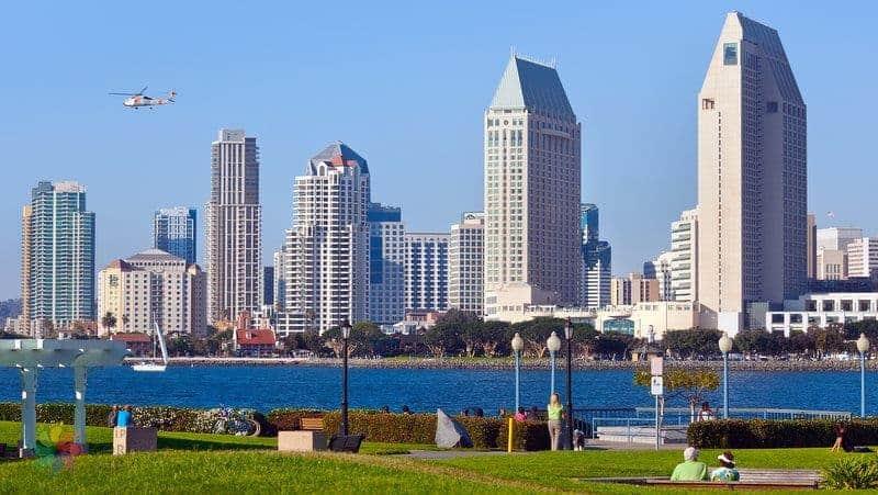 Amerika San Diego