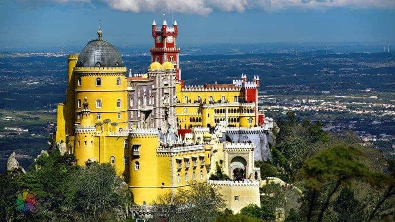 Portekiz gezilecek yerler Sintra