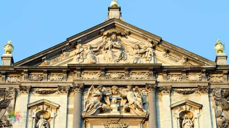antwerp St. Carolus Borromeuskerk
