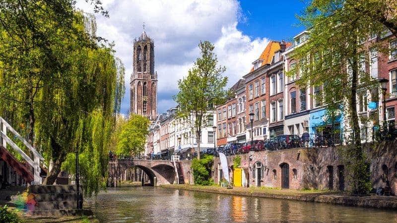 hollanda gezilecek yerler Utrecht