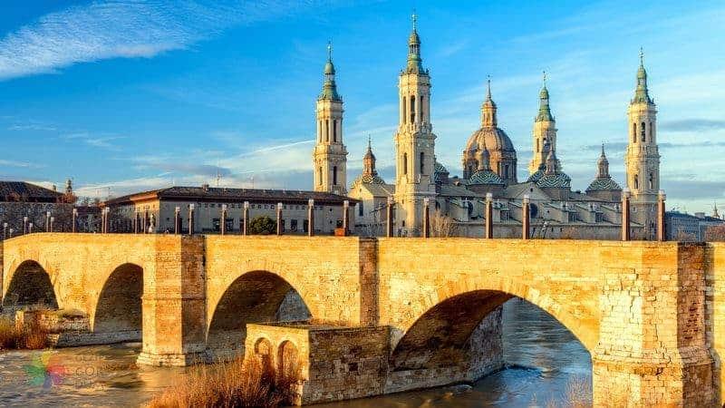 ispanya Zaragoza