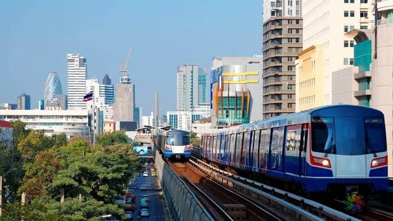 Bangkok'ta nerede kalınır şehir içi ulaşım