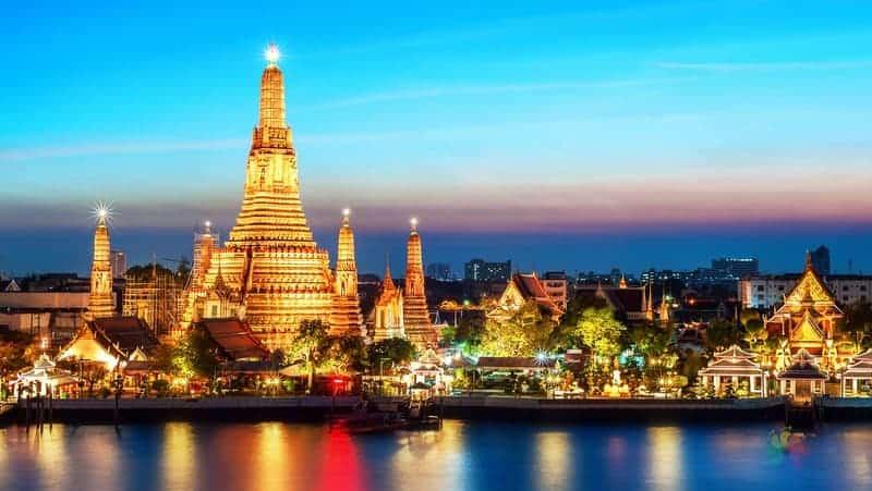Bangkok'ta nerede kalınır rehberi