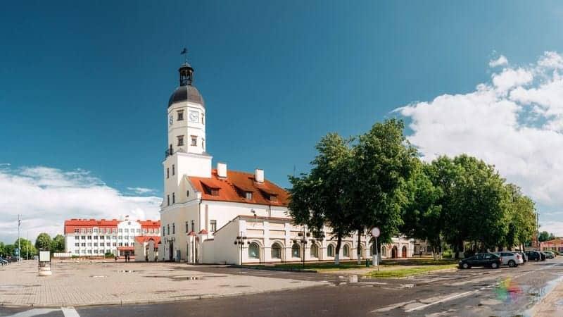 minsk gezisi Belediye Binası