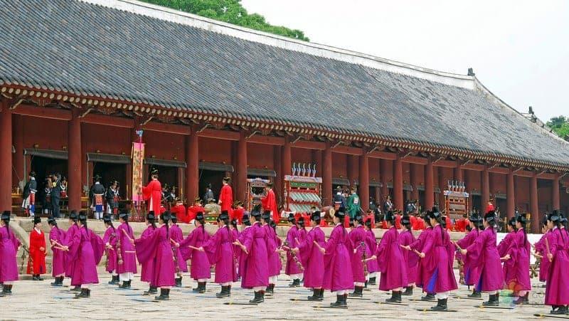 seul gezilecek yerler Jongmyo Shrine