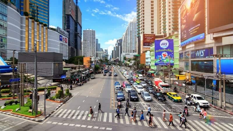 Bangkok konaklama sukhumvit
