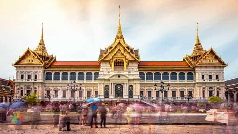 bangkok büyük saray