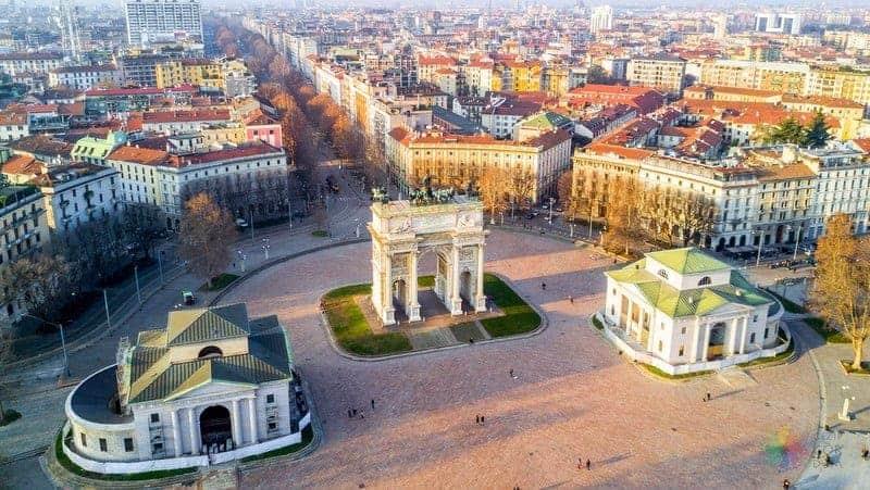Milano gezi rehberi blog