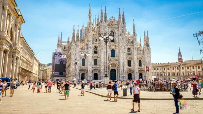 Milano turu Milano'da gezip görülecek yerler