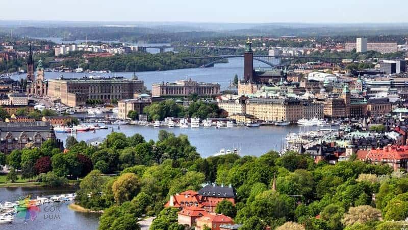Stockholm şehir indirim kartı Stockholm Pass