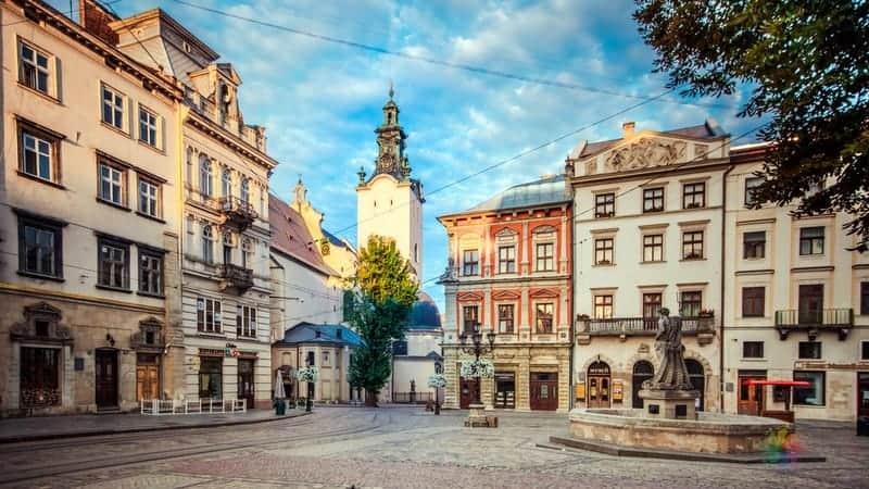 lviv gezi notları lviv'de gezip görülecek yerler