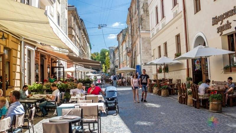 lviv seyahati lviv'de ne yenir