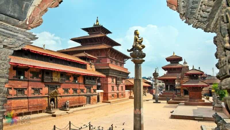 Durbar Sqaure Patan nepal gezilecek yerler