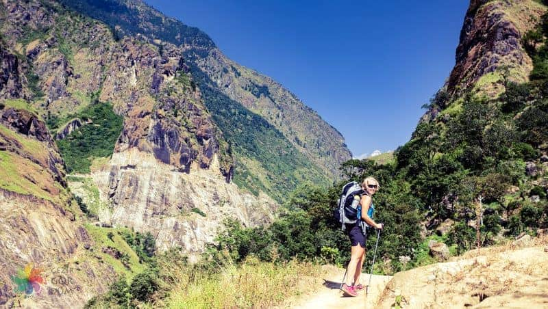 Himalayalar trekking