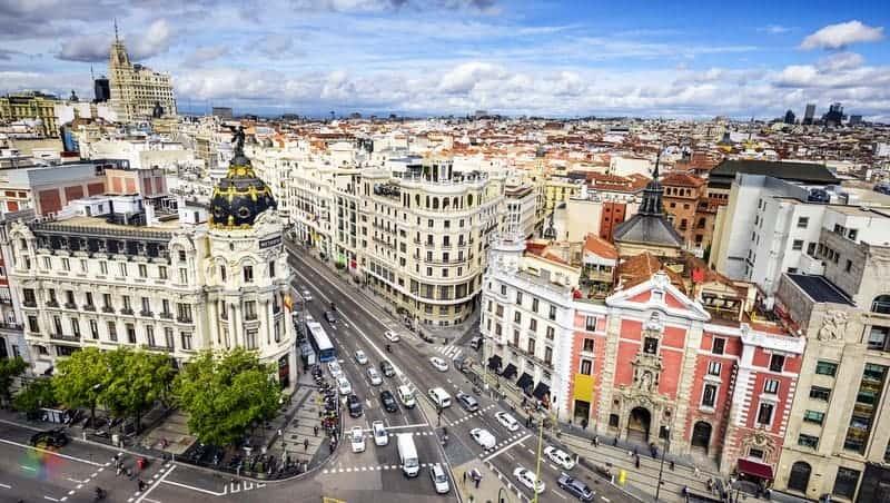 Madrid konaklama Chueca