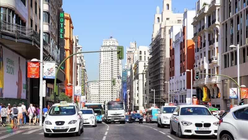 Madrid otel tavsiye ulaşım seçenekleri