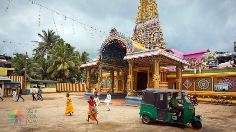 Sri Lanka gezilecek yerler Matale
