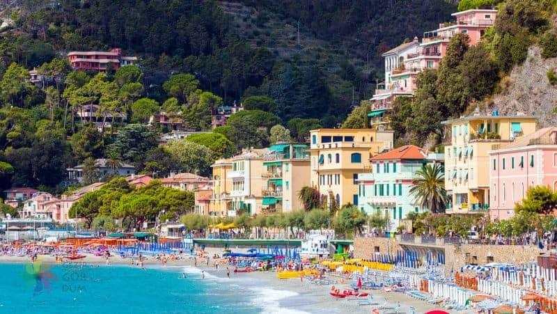 cinque terre gezi rehberi Monterosso al Mare