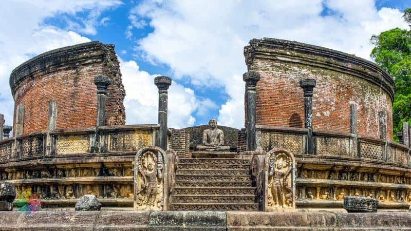 Polannaruwa Sri Lanka