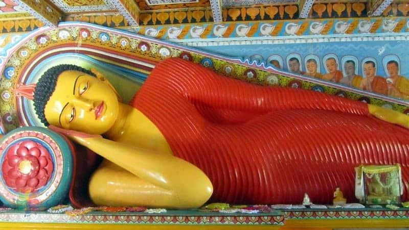 Sri Lanka gezilecek yerler Anuradhapura