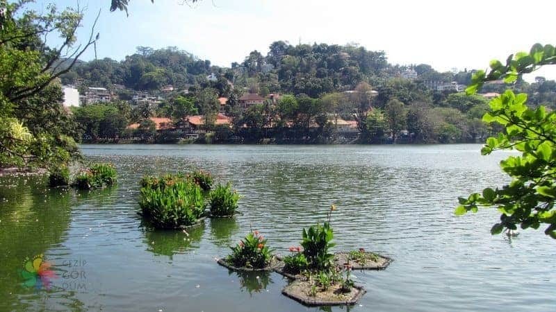 Kady Gölü sri lanka