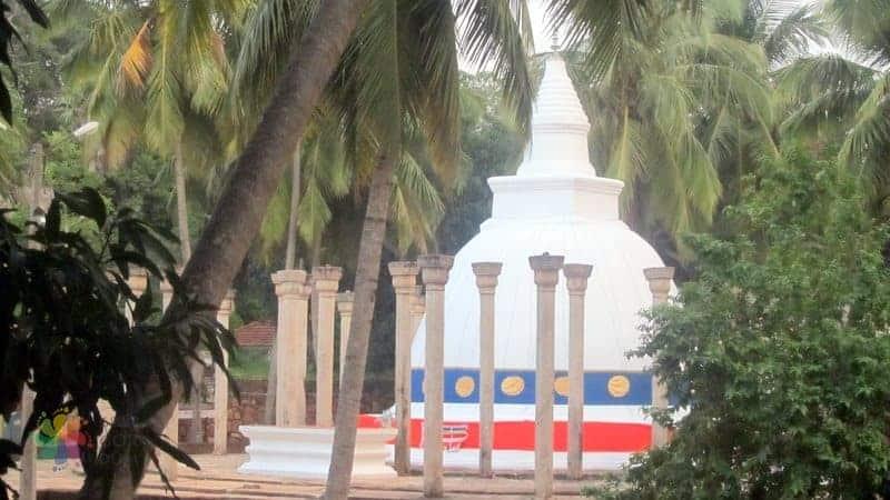 Sri Lanka'da görülecek yerler Mihintale