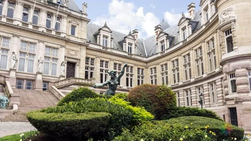 Brüksel'de nerede kalınır Saint Gilles