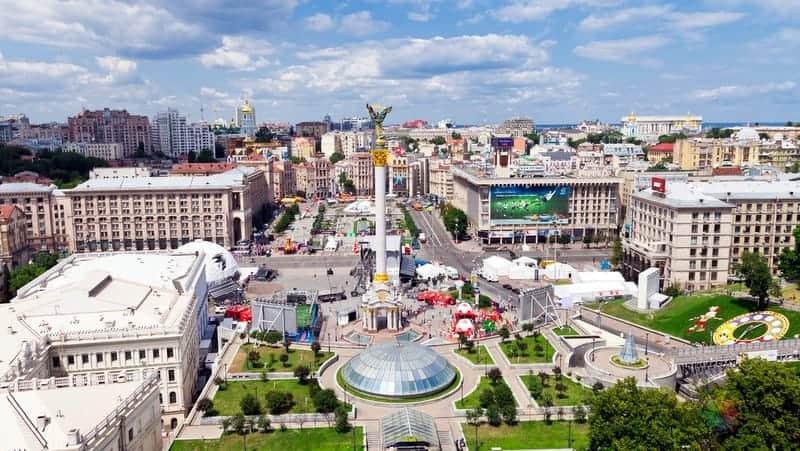 Kiev'de konaklama yapılacak yerler