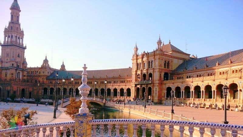 Seville Endülüs turları