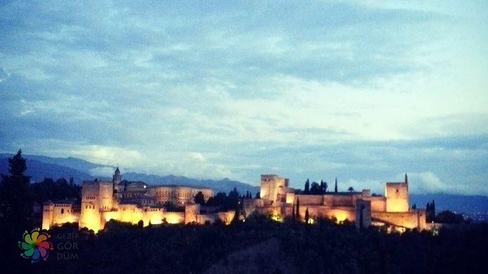 İspanya Endülüs turları fiyatlar