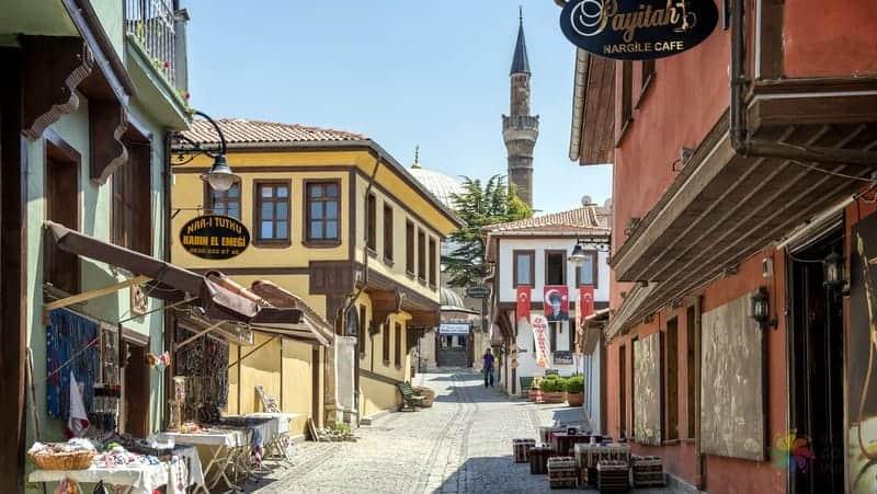 Eskişehir'de konaklama rehberi